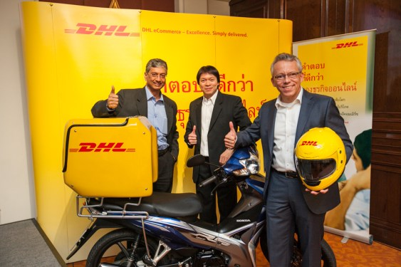DHL eCommerce launches new services in Thailand