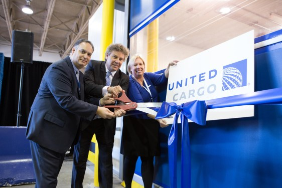 United Cargo inaugurates Newark TempControl Center