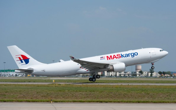 MAB Kargo launches twice weekly Guangzhou service with A330F