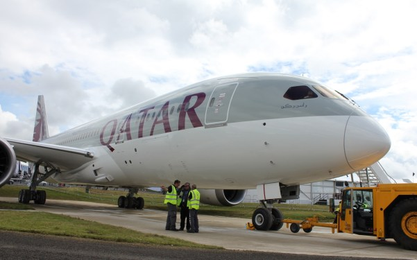 Qatar begins eight flights a week to Birmingham