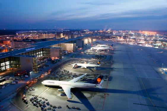 Frankfurt continues to see decline in cargo volumes