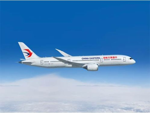 China Eastern orders 15 B787-9 Dreamliners