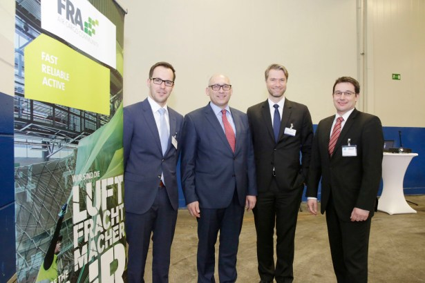 Experts from the pharma and logistics industry met in Frankfurt for a sponsored event as part of the 'Visit FRA Pharma' initiative.