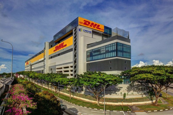 DHL Supply Chain opens cutting edge Singapore facility