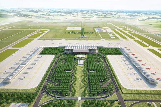 Indonesia's new West Java Kertajati Int'l Airport to get cargo facilities