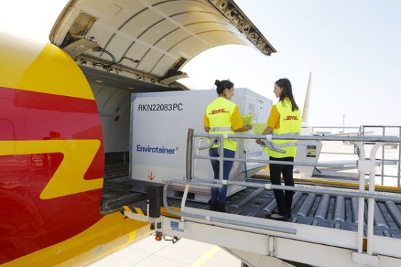 DHL opens Life Science Competence Center at AMS