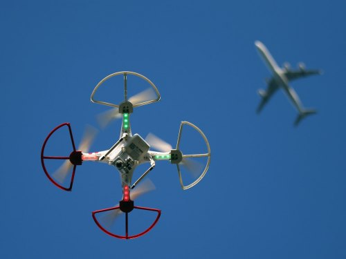 EASA task force to assess collisions between drones and aircraft