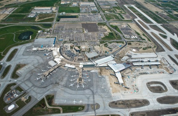 DHL Express triples operations at Calgary International