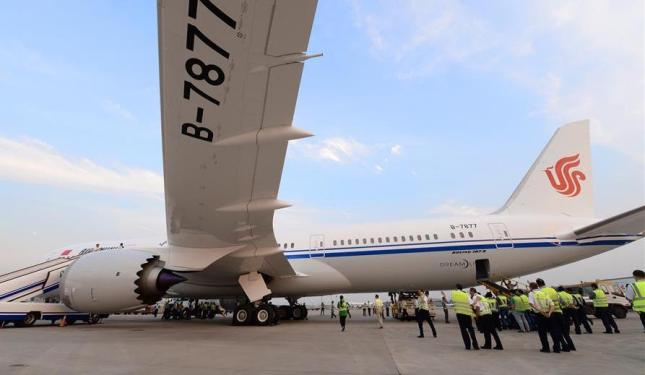 China becomes world's first trillion dollar aviation market