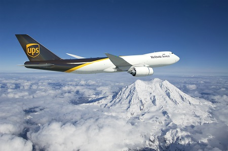 UPS places order for 14 B747-8 Freighters