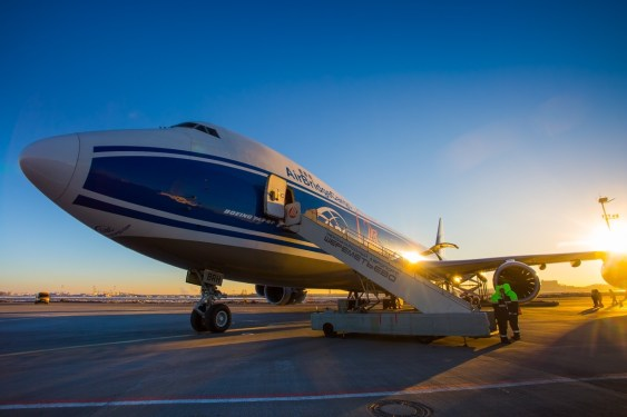 AirBridgeCargo gains IATA CEIV certification