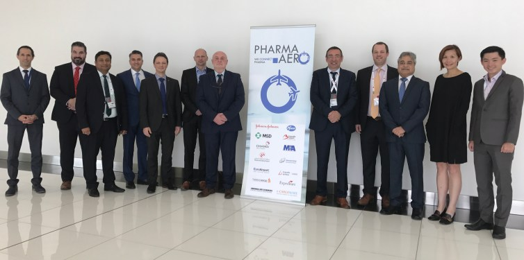 Pharma.Aero welcomes pharmaceutical shippers and other key air cargo stakeholders