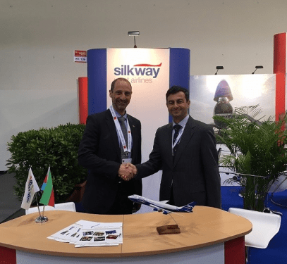 CHAMP signs Silk Way West Airlines to Weight & Balance Program
