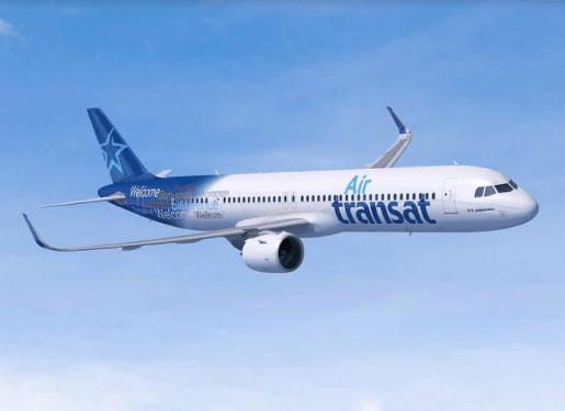 Air Transat operating Airbus A321LR