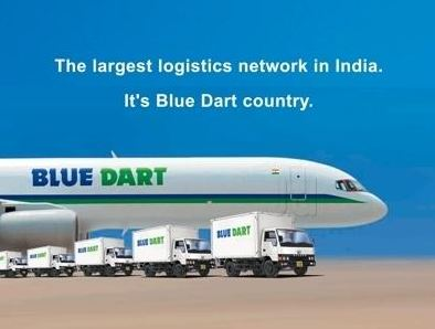 Blue Dart Q2 sales at Rs 667 crores