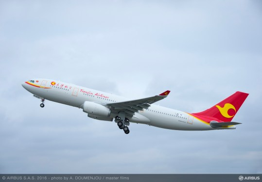 Airbus inaugurates A330 Completion & Delivery Centre in China