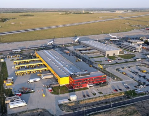 New DHL Express facilities open in Budapest Airport