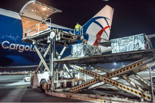 CargoLogicAir increases new London-Dubai-Hong Kong service
