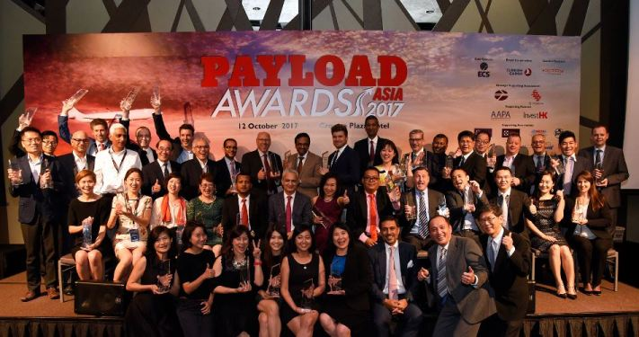 Payload Asia magazine honors excellence in the air cargo supply chain