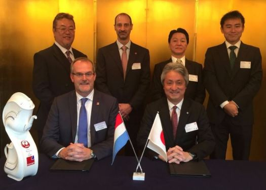 Japan Airlines and Champ Cargosystems sign new partnership