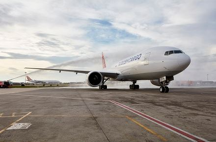 Turkish Airlines announces order for three 777 freighters