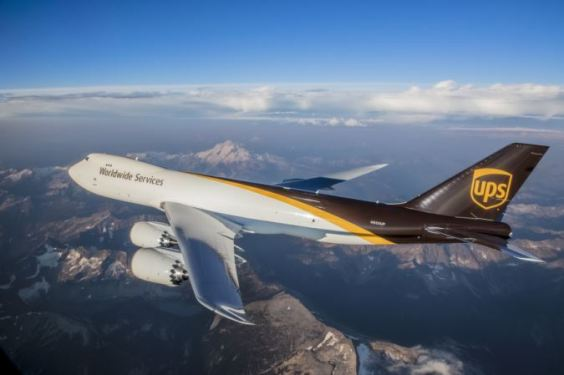 UPS commits to purchase additional 747-8F freighters