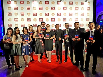 DHL Express named Asia Pacific's best employer for fifth consecutive year