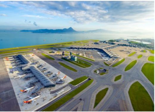 Airport Authority Hong Kong extends industry relief support for two more months