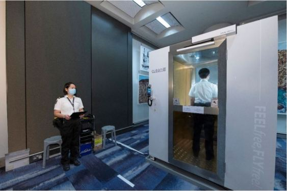 HKIA aims to restore passenger confidence in air travel with health accreditation