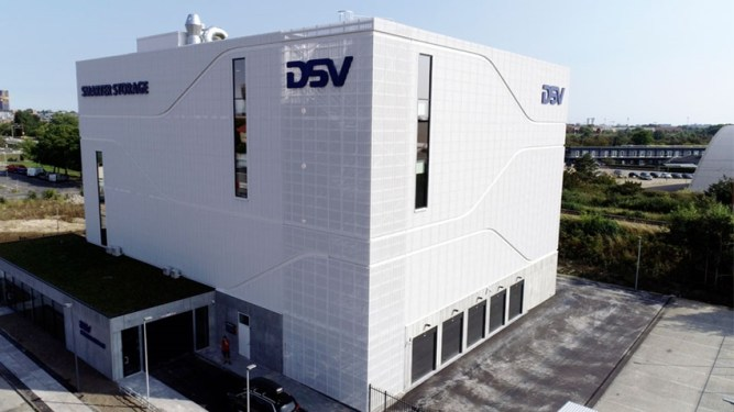 DSV steps into self-storage business with innovative solution