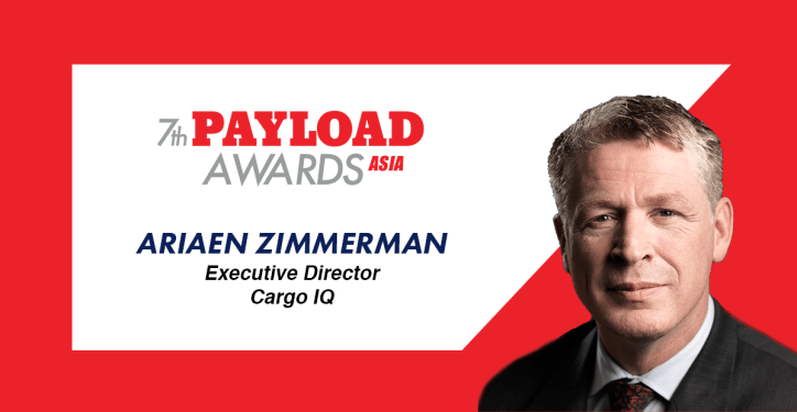 Cargo iQ's director joins esteemed panel for 7th Payload Asia Awards