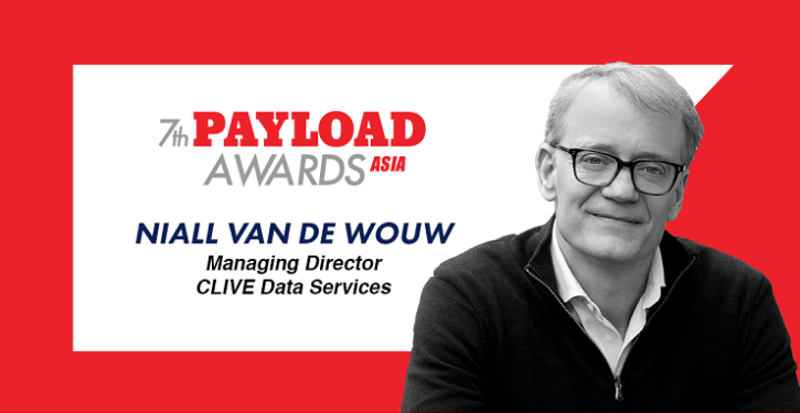 Managing director of CLIVE Data to judge 7th Payload Asia Awards