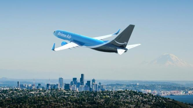 Amazon Air opens first European hub at Leipzig/Halle Airport