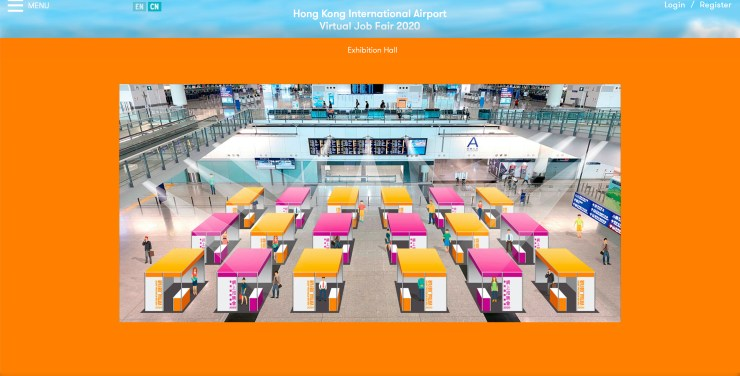 HKIA Virtual Job Fair