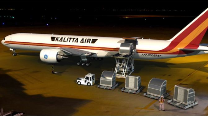 Kalitta Air gets dibs on 'Big Twin' freighter with GECAS Cargo deal