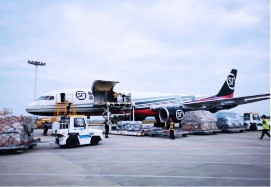 New air cargo route links Changsha to Osaka