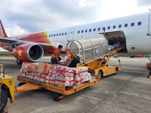 Vietjet, UPS team up to boost Asia-US cargo capacity