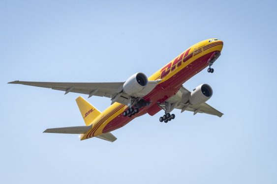 DHL Express paves path to zero emissions with Shell SAF deal