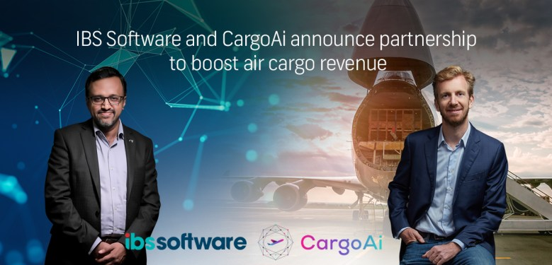 IBS Software, CargoAi tie-up to spur cargo revenue for airlines