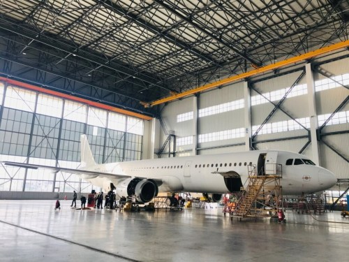 A321 freighter conversions to start in China