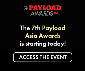 Boombox Payload Asia Awards