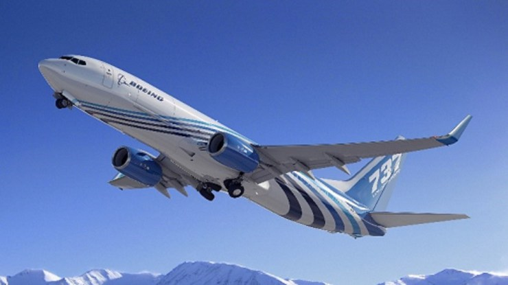 BBAM Adds Up to 12 737-800 Boeing Converted Freighters