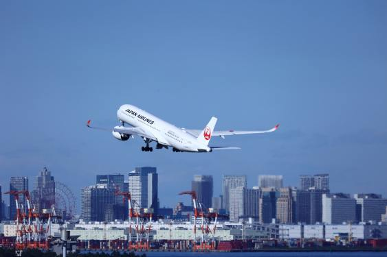 JAL Cargo powers domestic service with CHAMP API