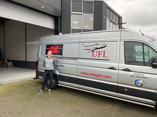 U-Freight adds e-commerce warehouse in Amsterdam
