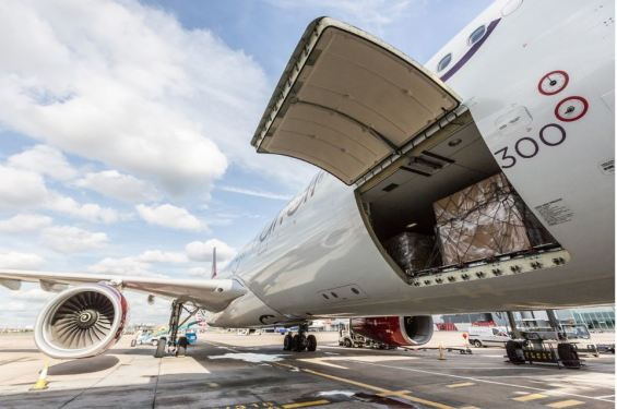 Virgin Atlantic adds dedicated cargo flights to start the year