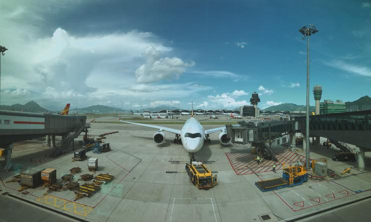 HKIA Releases Traffic Figures for January