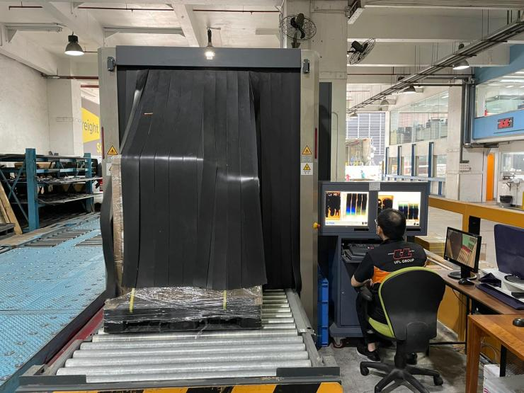 U-Freight is ready for final phase of air cargo security screening in Hong Kong