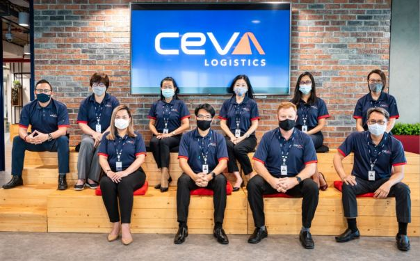 CEVA Logistics moves in to new Thailand office
