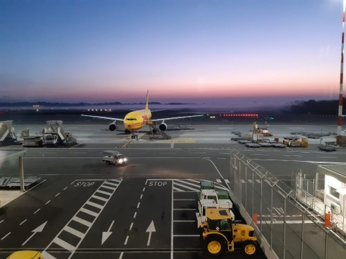 DHL Express opens $131m hub at Malpensa Airport