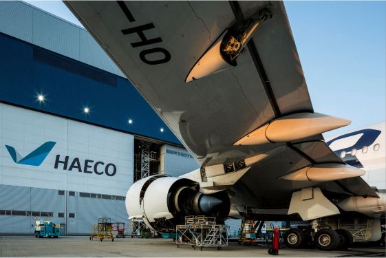 HAECO plans for the long term with a more global view